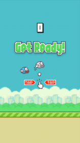 Flappy Bird - iPhone Game