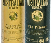 Australian Brewery - Cans