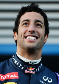 Australian Daniel Ricciardo