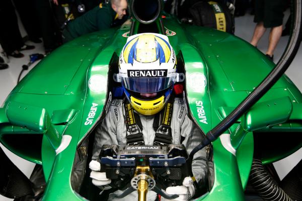 Marcus Ericsson - Caterham F1