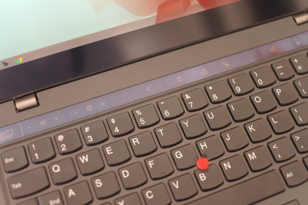 Lenovo X1 Carbon - Adaptive keyboard