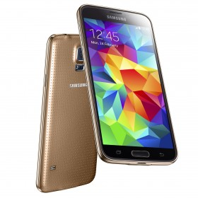 Samsung GALAXY S5 Copper Gold 1