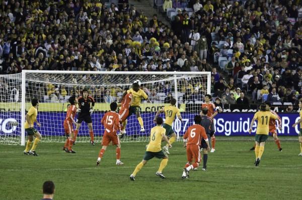 Australia's Socceroos (Photo: Flickr Patrick Keogh)