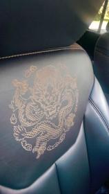 Inside the Jeep Wrangler Dragon
