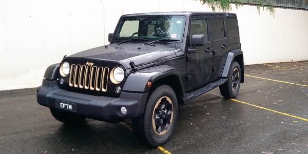 Jeep Wrangler, Dragon