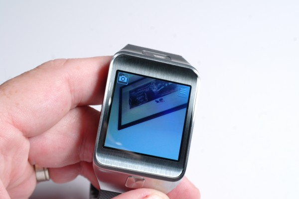 Samsung Gear 2 - camera on