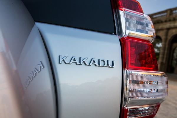 2013 Toyota Prado Kakadu