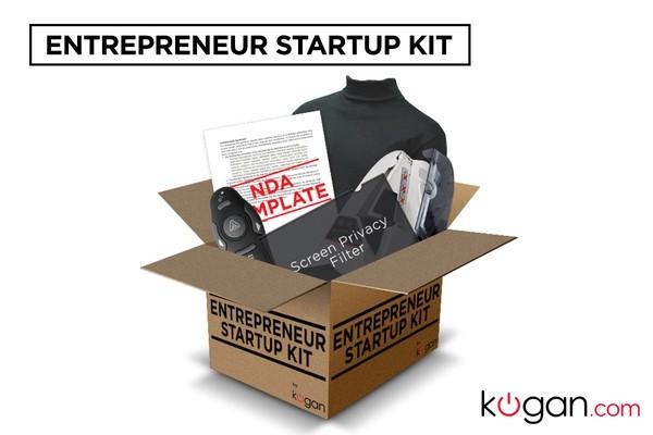 Kogan's Entrepreneur Startup Kit