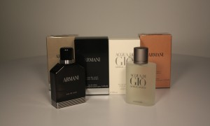 Armani fragrances – classic scents with an Armarni look