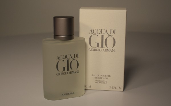 The Number one fragrance for men worldwide - Armani ACQUA DI GIO