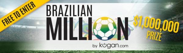 Kogan's Brazillian Million