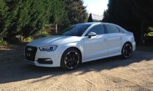 The Garage – Audi A3 Sedan 1.8-litre TFSI Ambition Quattro