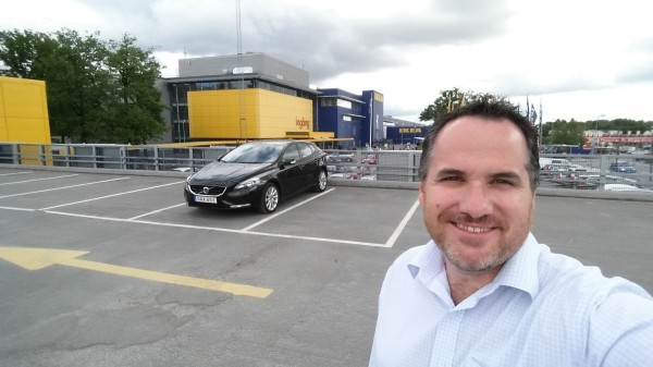 I took a Volvo to IKEA in Sweden - that basically makes me a Swede now :)
