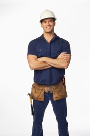 If all tradies looked like this bloke (Tom Williams) we mere mortal non-tradies wouldn't stand a bloody chance!
