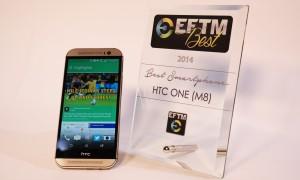 BEST Smartphone 2014 – HTC ONE (M8)