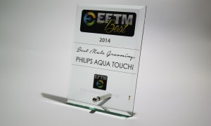 BEST Male Grooming 2014 – Philips Aqua Touch