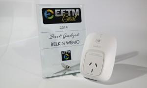 BEST Gadget 2014 – Belkin WEMO