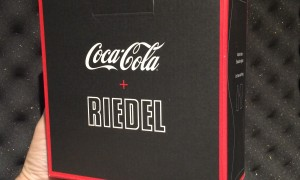The perfect Coke glass – Riedel – taste it like you've never tasted Coke before