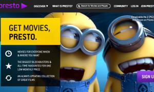 Foxtel slashes the price of movie streaming service Presto