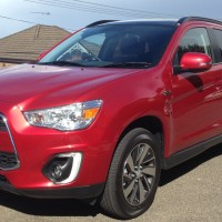 On the road in the Mitsubishi ASX