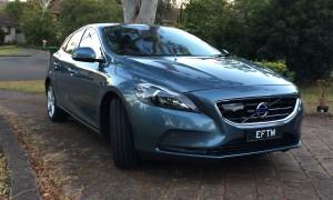 The Garage – Volvo V40 T4 Luxury