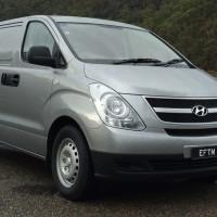 The Garage – Hyundai iLoad Van