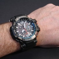 Casio takes the G-Shock to an all-new hybrid timekeeping level