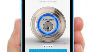 Smart Home – Using your smartphone to open the front door – KEVO Smartlock
