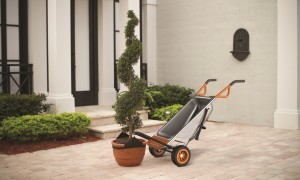 WORX creates something new for your shed – reinventing the wheelbarrow