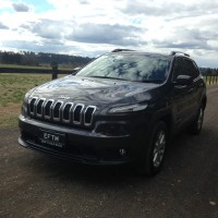 All-New 2014 Jeep Cherokee – Driven By EFTM