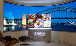 LG's new TVs – Less about the Curve, more about the picture