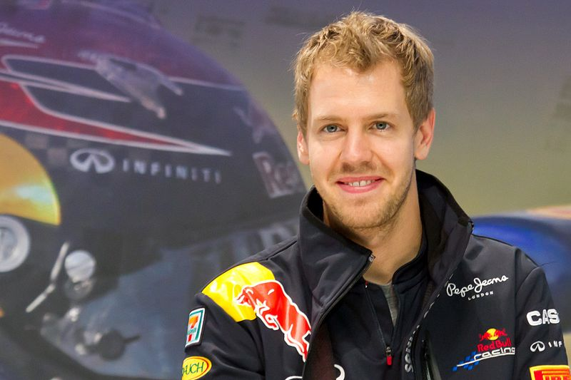 Sebastian Vettel (Photo: Morio)