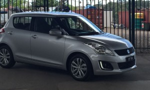 The Garage – Suzuki Swift Navigator GL
