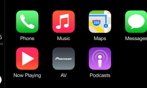 Exclusive: Australian hands-on with Apple CarPlay (Pioneer AVH-X8650BT)