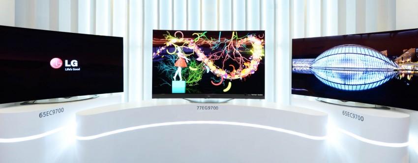 LG 4K ULTRA HD OLED (EC970T) 10