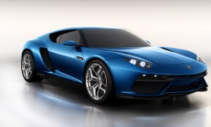 That's not a Hybrid – THIS is a Hybrid – Lamborghini unveils Asterion PEHV