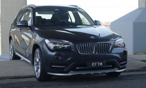 The Garage – BMW X1 sDrive20i