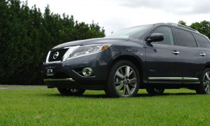 Our review: Nissan Pathfinder Hybrid – One for the family