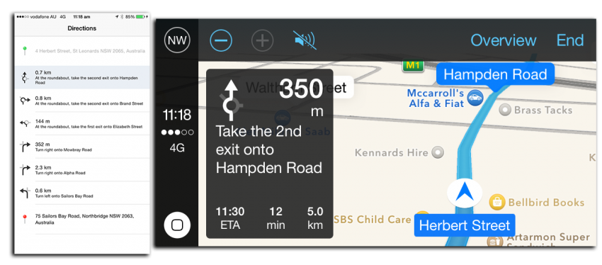 carplay-maps