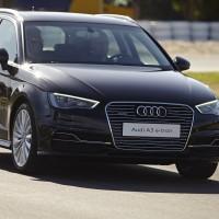 Audi A3 Sport back e-tron – Public Test Drive Now On