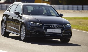 Audi A3 Sport back e-tron – Public Test Drive Now On