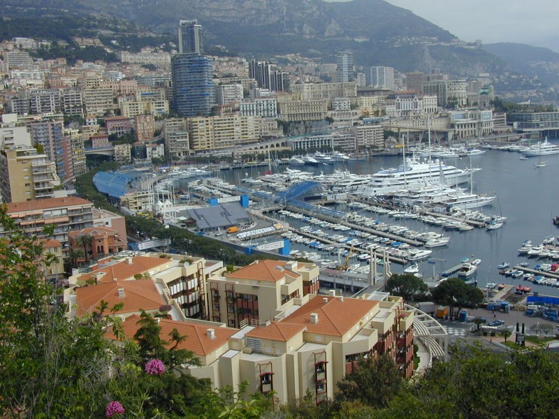 Monaco F1 - photo by BertS