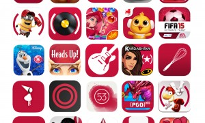 Apps go (RED) for World AIDS Day 2014