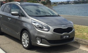 The Kia Rondo Diesel – It's A Deal