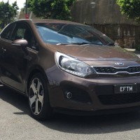 Behind the wheel of the Kia Rio SLS – Impressive from top to bottom
