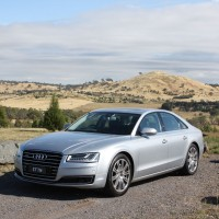 Our review of the Audi A8 Quattro 3.0 TDI
