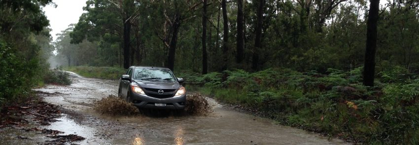 putting the mazda bt-50 xtr to the test, beach, water & camping – eftm