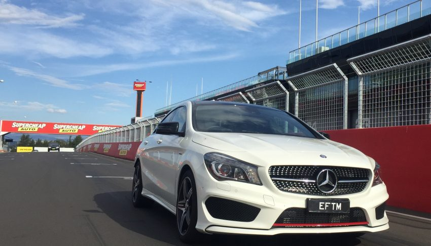 Driving The CLA – the deliciously stunning Mercedes-Benz 250 Sport 4MATIC