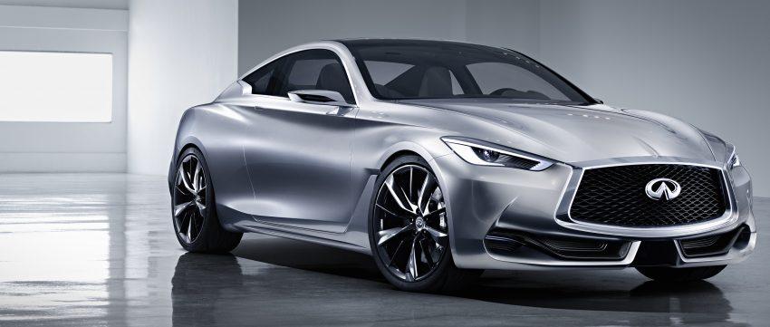 Infiniti Q60 Concept - 5 Jan 2015