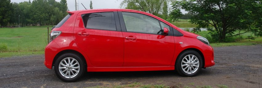Behind the wheel of the Toyota Yaris ZR – our review